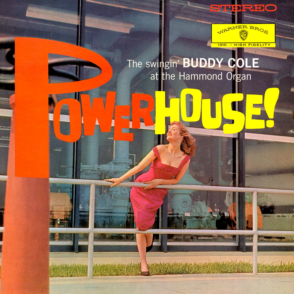 Buddy Cole - Powerhouse!