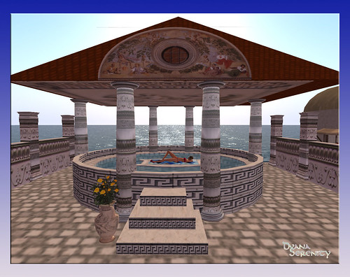 greek-roman-SWIMMING-PLACE by Dyana Serenity