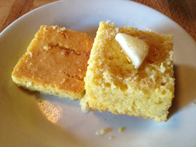 Corn bread - Jestine's Kitchen