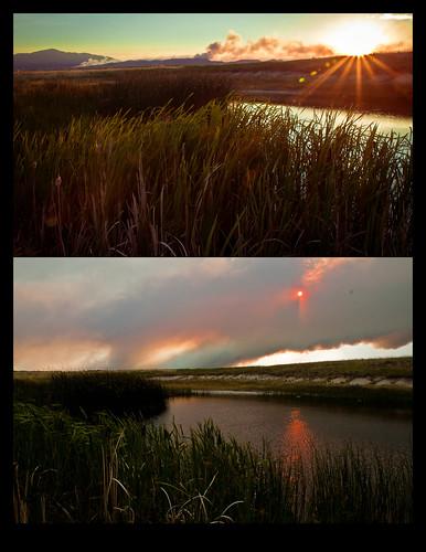 fire colorado coloradosprings forestfire coloradospringsfire waldocanyonfire