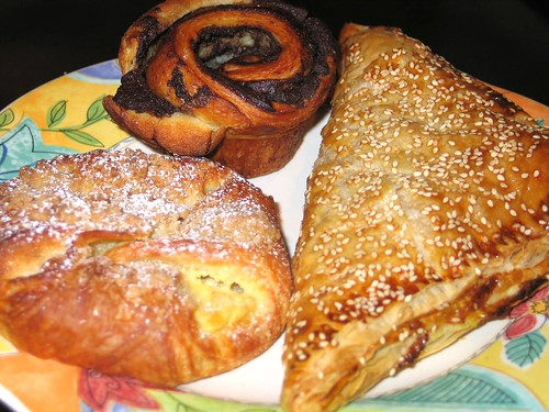 Bread Lounge pastries