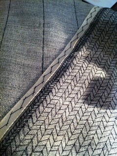 Tailoring stitches