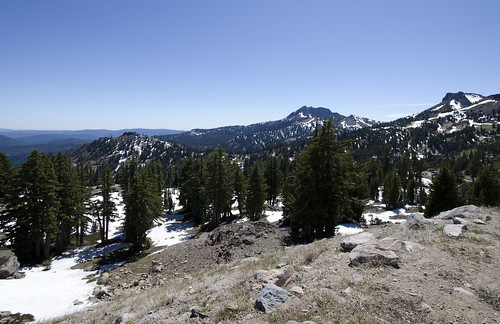 ca summer snow mountains west northerncalifornia landscape nationalpark wideangle wilderness lassenvolcanicnationalpark usparks nikkor1024mm