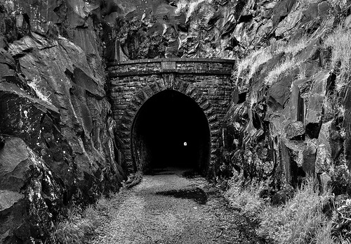 The old Swan view Tunnel