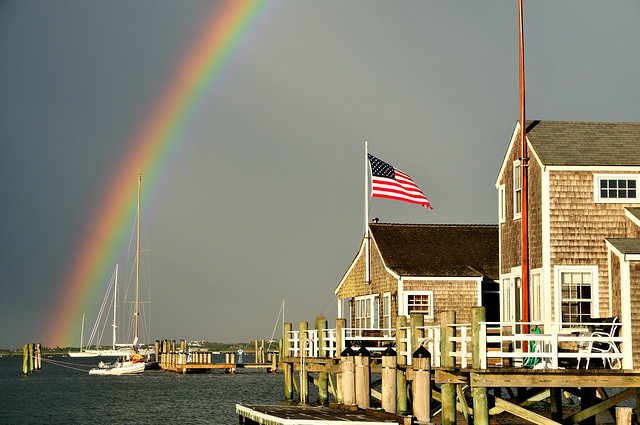 Nantucket Rainbow