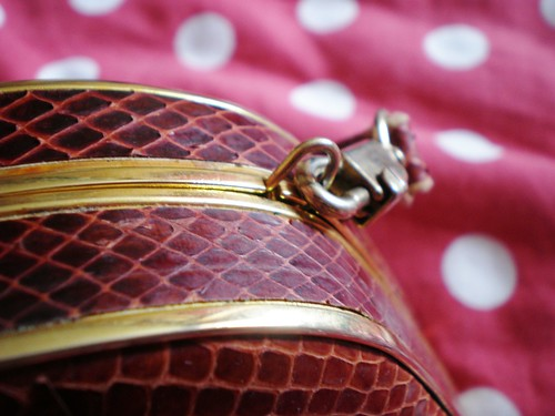 1964 Vintage Handbag Strap