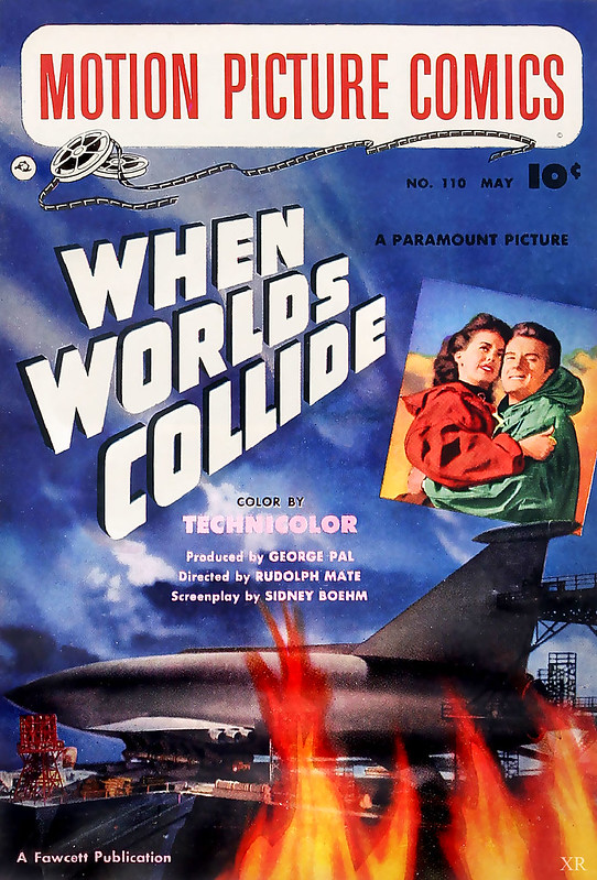 1951 ... 'When Worlds Collide'