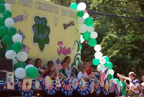 4th - girl scouts