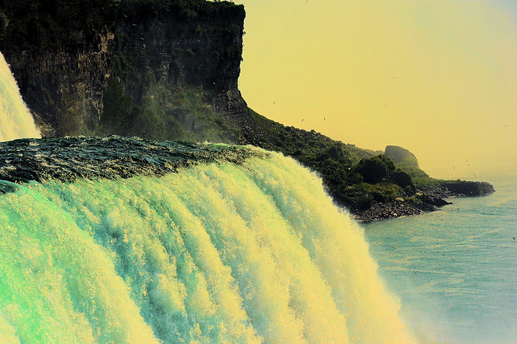 Niagara Falls, A Wonder of the World