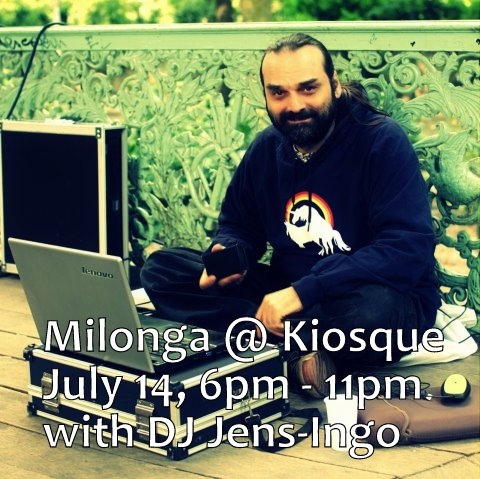 Milonga @ Kiosque