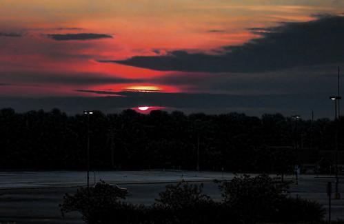 sunrise canon parkinglot powershot s100