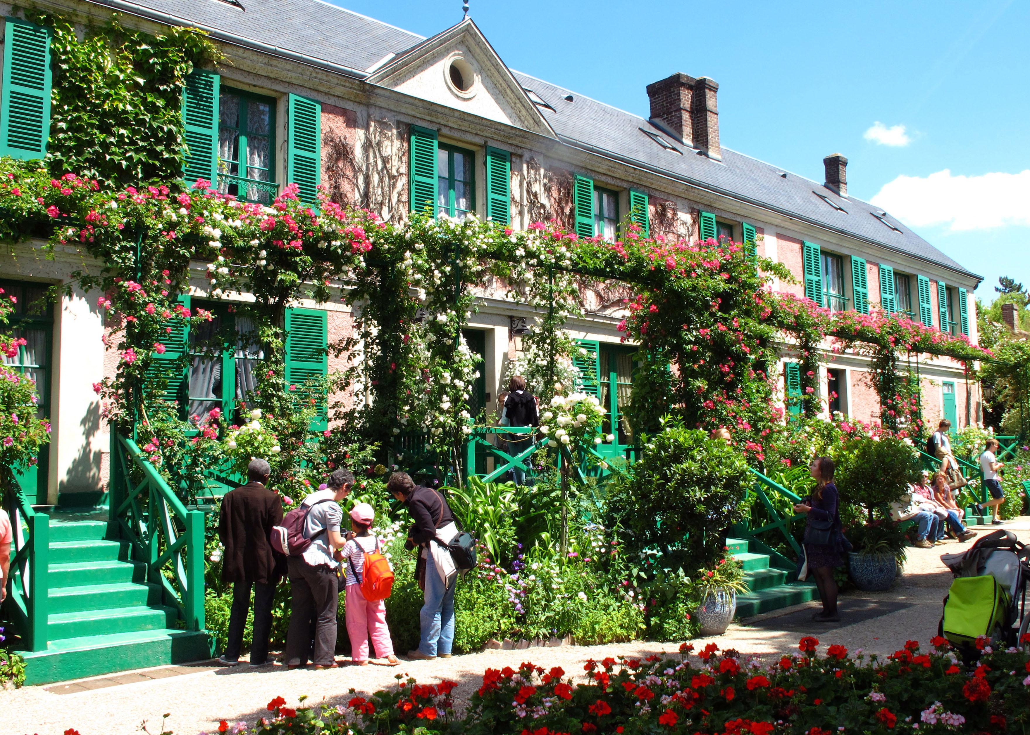 Venture through the mystical gardens that inspired Monet