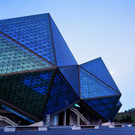 ShenZhen Universiade Sports Centre: When the Light Turned On