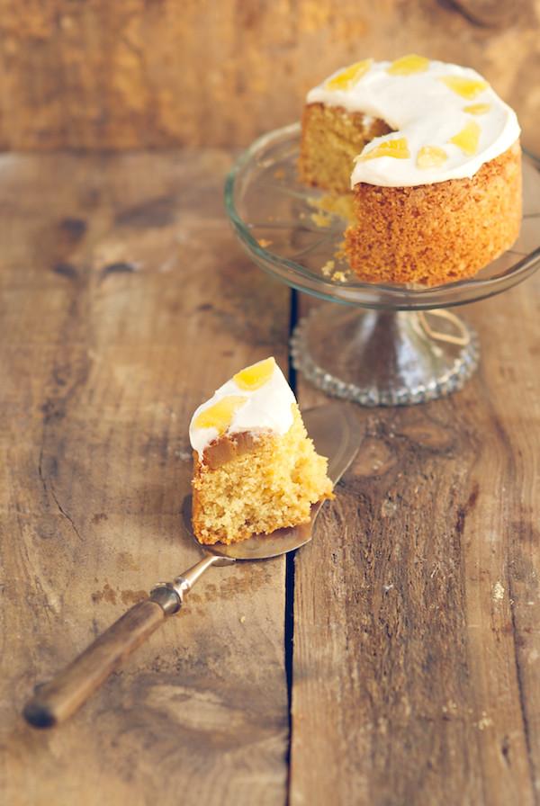 cake jengibre