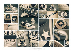 Converse Collage
