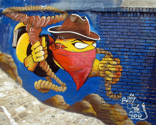 King Bee in the Bronx