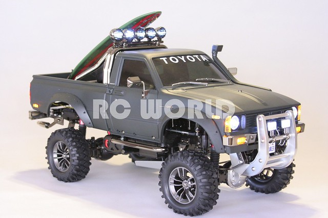 scale rc trucks 1 10 a gallery on flickr. Black Bedroom Furniture Sets. Home Design Ideas