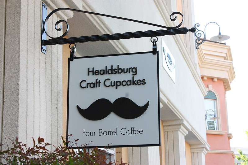 Moustache Baked Goods