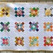 Granny Squares Quilt - Facing Forward