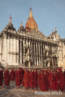 Bagan - Ananda Pagoda Festival
