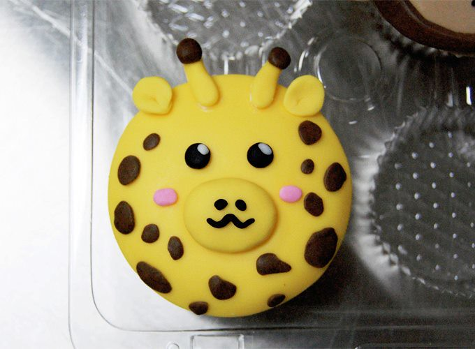 7 Extremely Cute Animal Cupcakes Including A Hedghog With