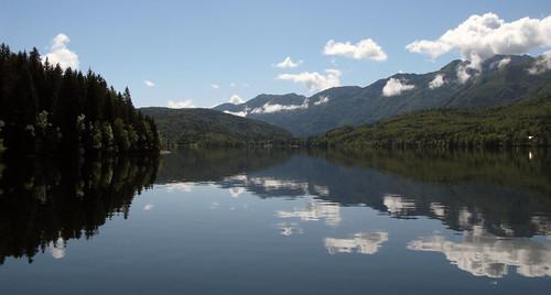 Bohiņas ezers tālais gals 2
