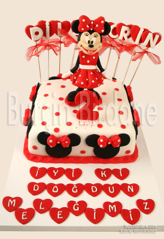 Minnie Mouse 8