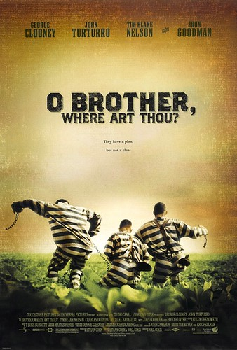 逃狱三王 O Brother, Where Art Thou?(2000)