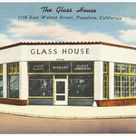 The Glass House, 1754 East Walnut Street, Pasadena, California