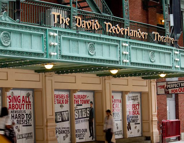 Broadway by CC user broadwaytour on Flickr
