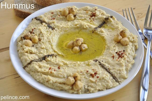 Humus ( Hummus )