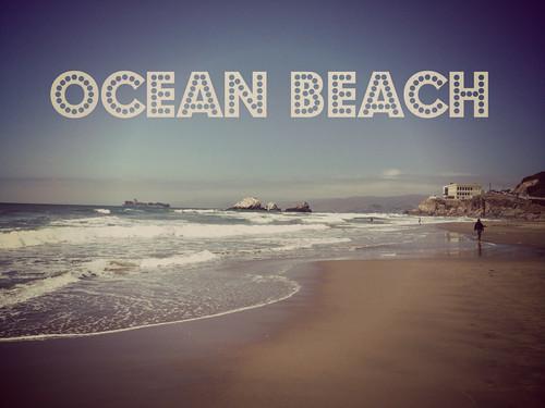 Ocean Beach_dusk