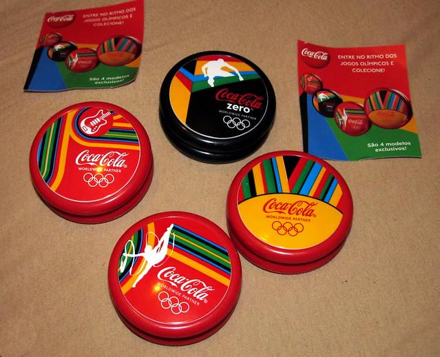 2012 ioio promo London Olympics Coca-Cola Rio de Janeiro Brazil