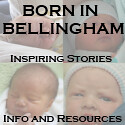 Born in Bellingham