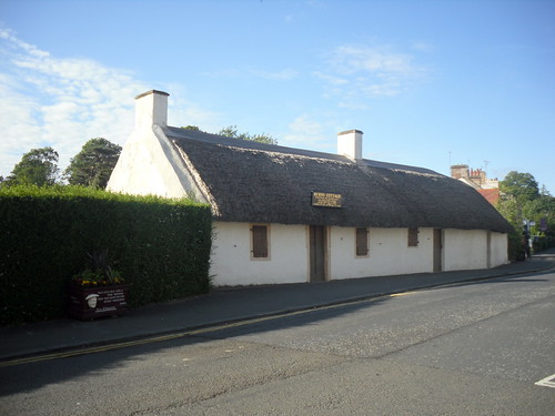 Burns's cottage