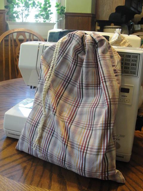 Shirt Bag 7