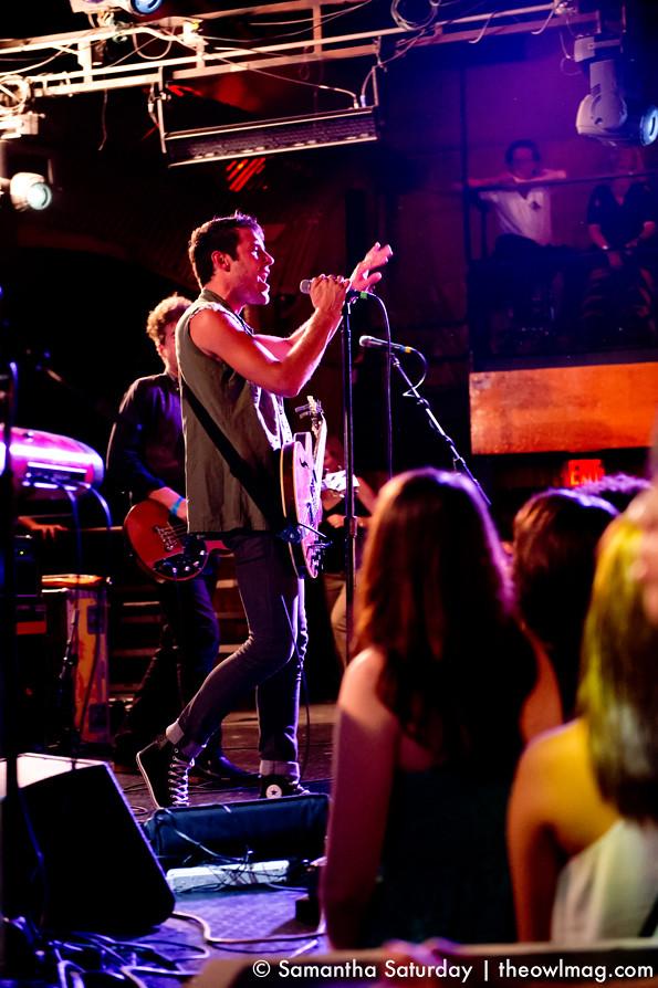 Voxhaul Broadcast @ The Troubadour, LA 7/25/12