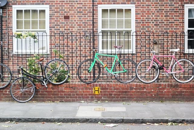 bikes in hackney