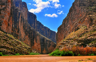 Santa Elena Canyon, Big Bend National Park (Explored)