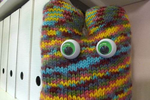 knit creature