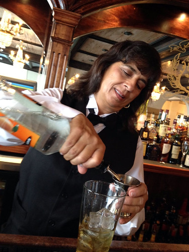 Floridan Palace Bar Manager Margie Dmetroshko