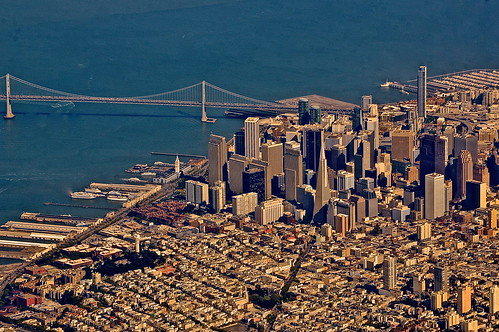 SUN SHINES ON SAN FRANCISCO