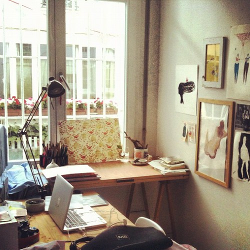 New workspace by la casa a pois