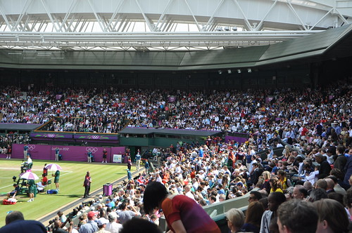 Tenis - Final Masculina - Federer vs Murray - Londres 2012