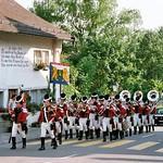 1996 GMZ in Grüningen (Ausstellung: Schweizer in fremden Diensten)