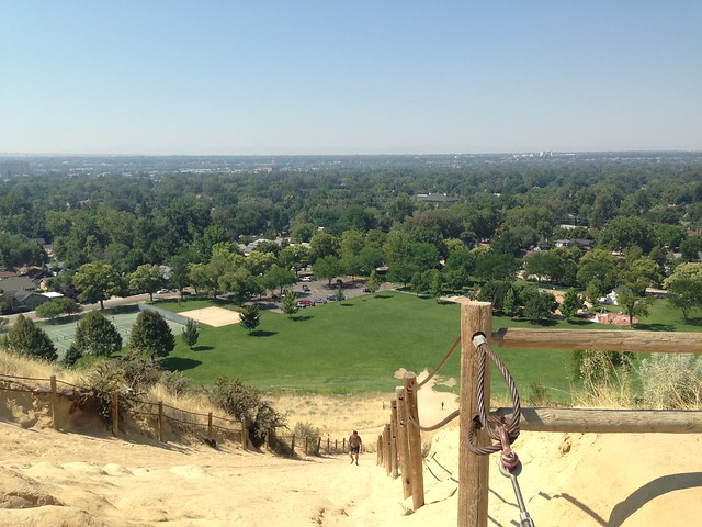 Camel's Back Park, Boise