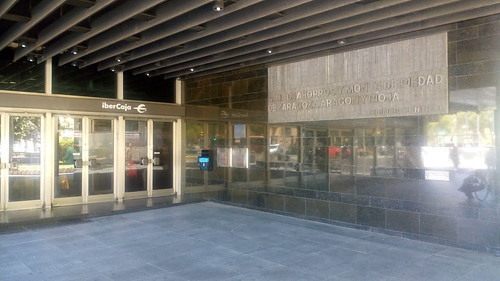 ZARAGOZA Sede de IBERCAJA