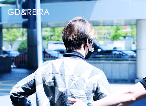 Big Bang - Gimpo Airport - 07jun2015 - Dae Sung - GDREIRA - 05