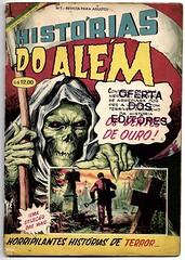 Komic-Kazi Vintage Horror Comics
