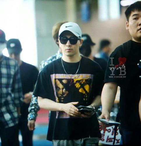 Big Bang - Incheon Airport - 05jun2016 - Urthesun - 04